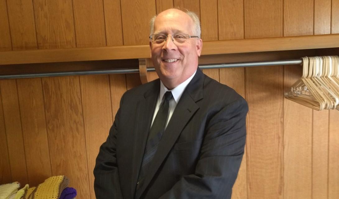 Pastor Bill Hoch