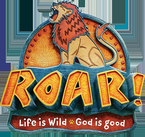 Roar! Life if Wild - God is good